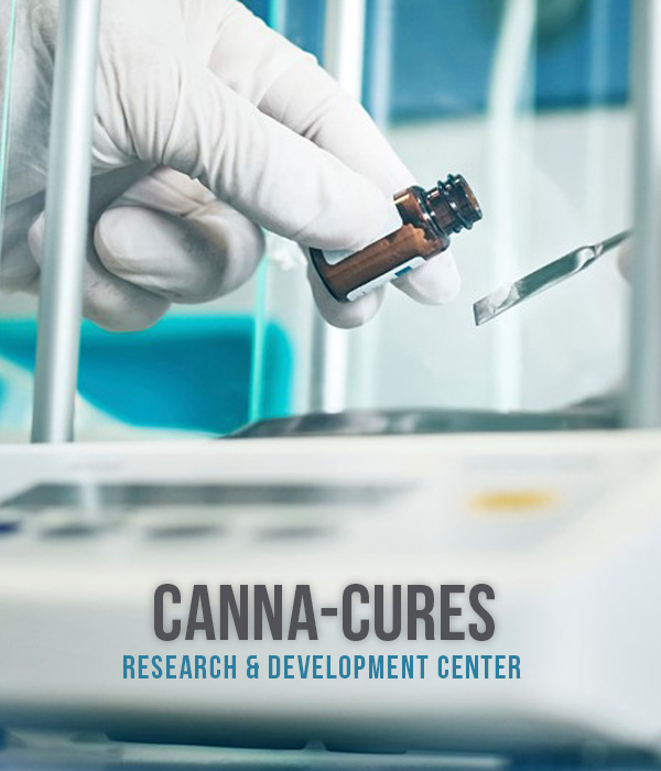 Developed By – Canna-Cures R & D Center, Inc